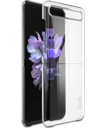 IMAK Samsung Galaxy Z Flip Hoesje Transparant TPU