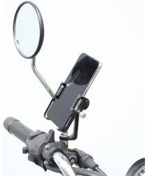GUB P20 Universele Telefoonhouder Voor Motor en Scooter Zwart