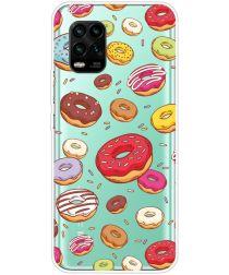 Xiaomi Mi 10 Lite Hoesje TPU met Donut Print