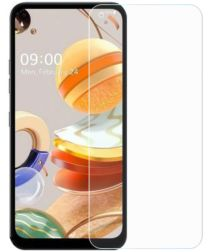 LG K61 Tempered Glass Screen Protector