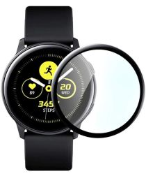 Samsung Galaxy Watch Active 2 40MM Screenprotector 3D Volledig Dekkend