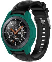 Samsung Galaxy Watch 46MM / Gear S3 Hoesje Flexibel Siliconen Groen