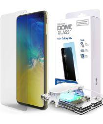 Whitestone Dome Glass Samsung Galaxy S10E Screenprotector
