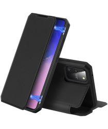 Dux Ducis Skin X Series Samsung Galaxy S10 Lite Hoesje Zwart