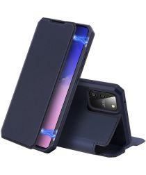 Dux Ducis Skin X Series Samsung Galaxy S10 Lite Hoesje Blauw