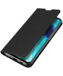 Dux Ducis Skin Pro Series Motorola Moto G8 Power Flip Hoesje Zwart