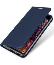 Dux Ducis Skin Pro Series Samsung Galaxy Xcover Pro Flip Hoesje Blauw