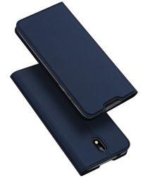 Dux Ducis Skin Pro Series Nokia 1.3 Flip Hoesje Blauw