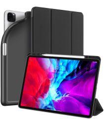 Dux Ducis Osom Series Apple iPad Pro 12.9 (2020) Hoesje Tri-fold Zwart