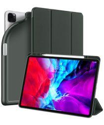 Dux Ducis Osom Apple iPad Pro 12.9 2018 / 2020 Hoesje Tri-fold Groen