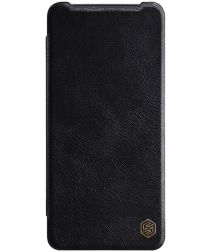 Nillkin Qin Book OnePlus 7T Hoesje Zwart