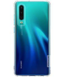 Nillkin Huawei P30 Hoesje Nature TPU Case Transparant
