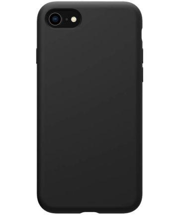 Nillkin Apple iPhone 7 / 8 / SE 20202 Flex Pure Case Zwart Hoesjes