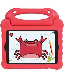 Apple iPad Mini 1/2/3/4/5 Kinder Tablethoes met Handvat Rood