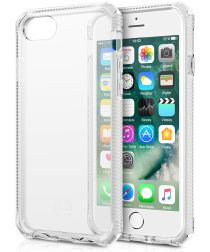 Apple iPhone 6 / 7 / 8 Itskins Supreme Clear Hoesje Wit