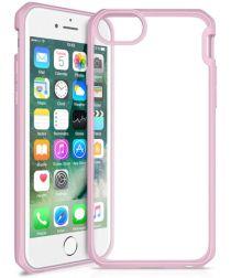 Itskins Level 2 Hybrid Solid Apple iPhone 8 / 7 / 6S / 6 Hoesje Roze