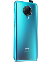 Xiaomi Poco F2 Pro Hoesje Dun TPU Transparant