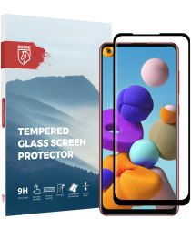Rosso Samsung Galaxy A21S 9H Tempered Glass Screen Protector