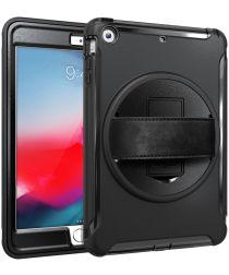 Apple iPad 3 / 2 / 1 Hoesje Rotary Stand Case Zwart