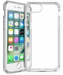 Itskins Level 2 Hybrid Frost Apple iPhone 8 / 7 / 6S / 6 Hoesje Wit