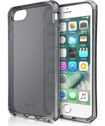 Itskins Level 2 SpectrumClear Apple iPhone 8 / 7 / 6S / 6 Hoesje Zwart