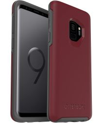 OtterBox Symmetry Series Samsung Galaxy S9 Hoesje Fine Port
