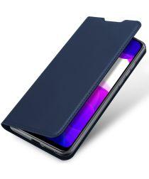 Dux Ducis Skin Pro Series Xiaomi Mi 10 Lite Hoesje Portemonnee Blauw