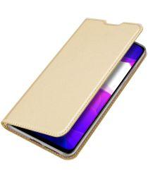 Dux Ducis Skin Pro Series Xiaomi Mi 10 Lite Hoesje Portemonnee Goud
