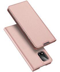 Dux Ducis Skin Pro Series Xiaomi Mi 10 Lite Hoesje Portemonnee Roze
