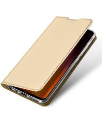 Dux Ducis Skin Pro Series Xiaomi Redmi 8 Hoesje Portemonnee Goud