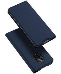 Dux Ducis Skin Pro Series Redmi Note 9S / Note 9 Pro Hoesje Blauw