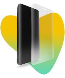 Impact Samsung Galaxy S10 Screenprotector Glass met Montageframe