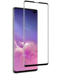 Impact Samsung Galaxy S10 Plus Screenprotector Glass met Montageframe