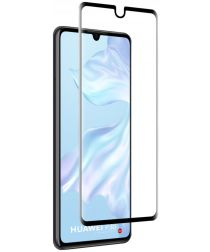 Impact Huawei P30 Screenprotector Tempered Glass met Montageframe