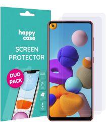 Samsung Galaxy A21s Display Folie
