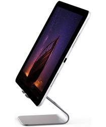 Universele Multifunctionele Smartphone Stand Met Spiegel Grijs
