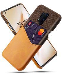 OnePlus 8 Pro Telefoonhoesjes met Pasjes