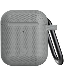 U by UAG Apple Airpods Siliconen Hoesje Grijs