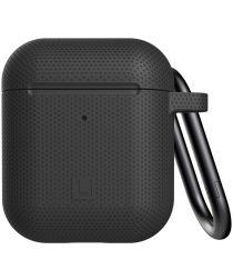 U by UAG Apple Airpods Siliconen Hoesje Zwart