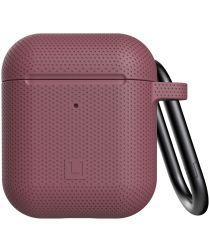 U by UAG Apple Airpods Siliconen Hoesje Dusty Rose