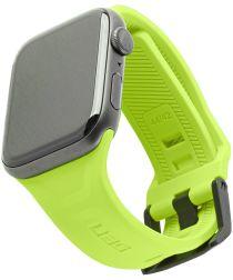 Urban Armor Gear Scout Apple Watch 44MM / 42MM Bandje Neon Groen