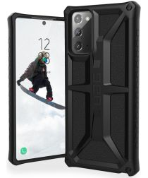 Urban Armor Gear Monarch Samsung Galaxy Note 20 Hoesje Black