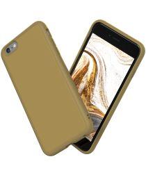 RhinoShield SolidSuit Classic Apple iPhone 6 Plus / 6s Plus Beige