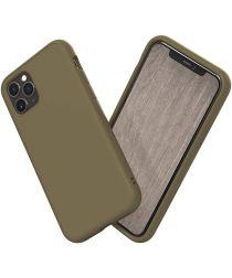 RhinoShield SolidSuit Apple iPhone 11 Pro Max Hoesje Classic Groen