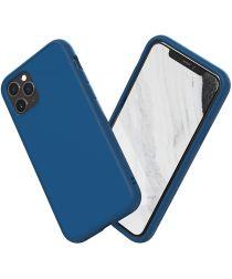 RhinoShield SolidSuit Apple iPhone 11 Pro Max Hoesje Classic Blauw