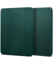 Spigen Urban Fit iPad Pro 11 (2018/2020/2021) Hoes Book Case Groen