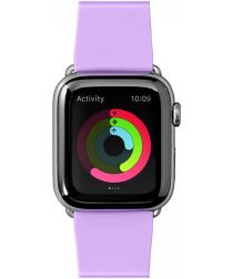LAUT Huex Pastels Apple Watch 40MM / 38MM Bandje Flexibel TPU Violet
