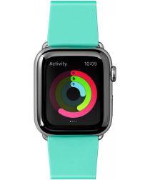 LAUT Huex Pastels Apple Watch 44MM / 42MM Bandje Flexibel TPU Mint