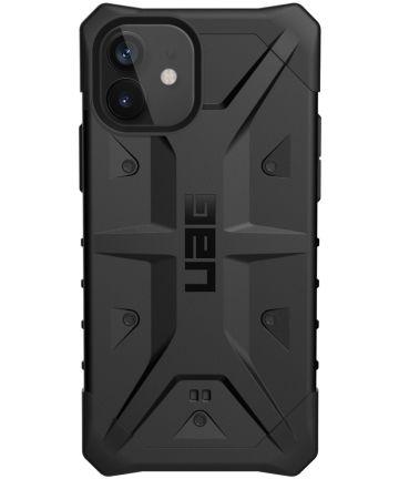 Urban Armor Gear Pathfinder iPhone 12 / 12 Pro Hoesje Zwart