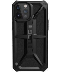 Urban Armor Gear Monarch Apple iPhone 12 Pro Max Hoesje Zwart